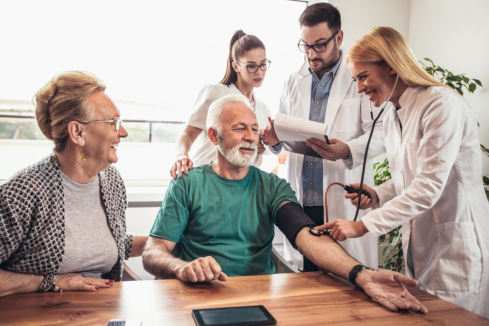 Why Seniors Need to Visit their Doctors