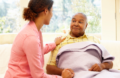 Convincing Your Elderly Loved One to Get Home Care
